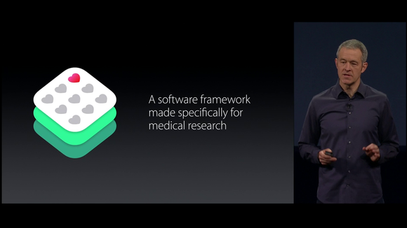 iphone 6 researchkit details