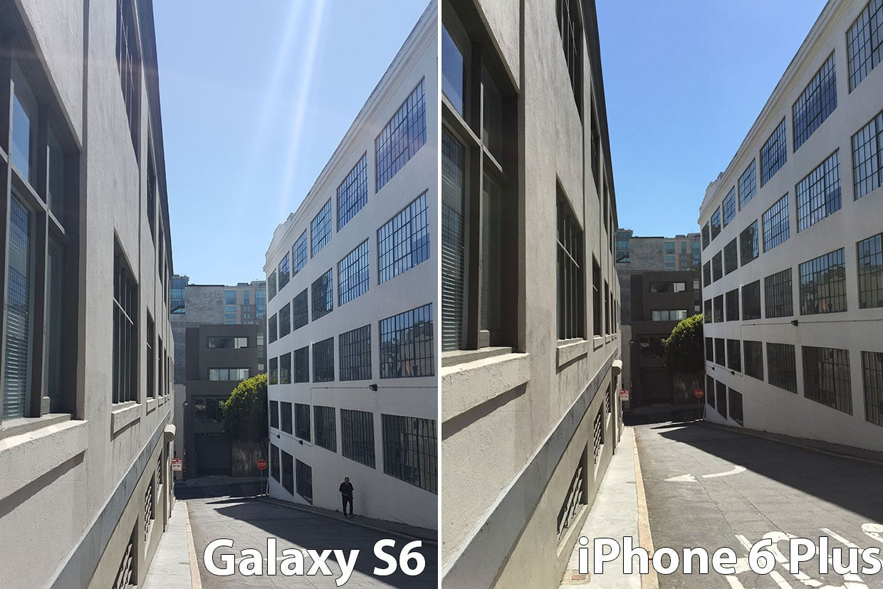 Tested The Galaxy S6 Camera Vs Iphone 6 Plus Galaxy S5 Greenbot
