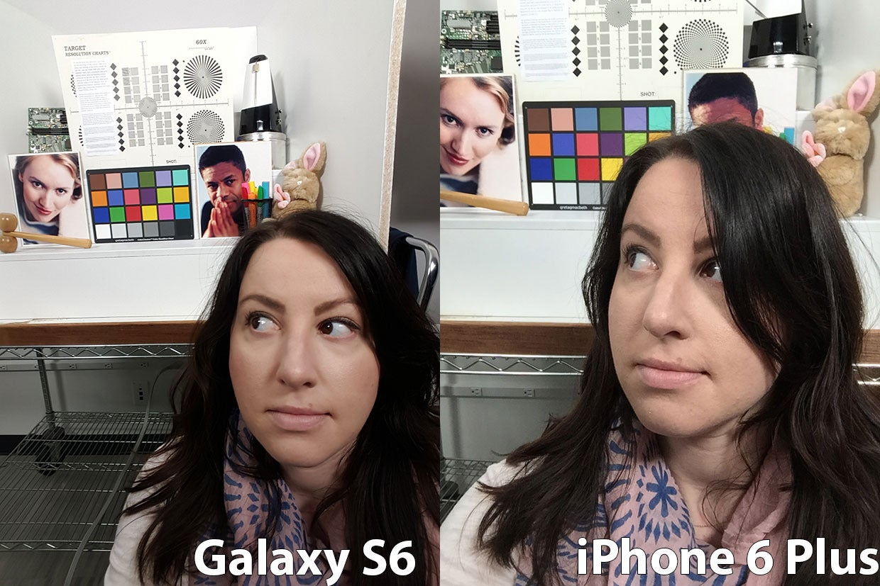 Tested: The Galaxy S6 camera vs  iPhone 6 Plus, Galaxy S5