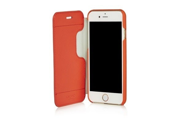 knomo leatherfolio iphone