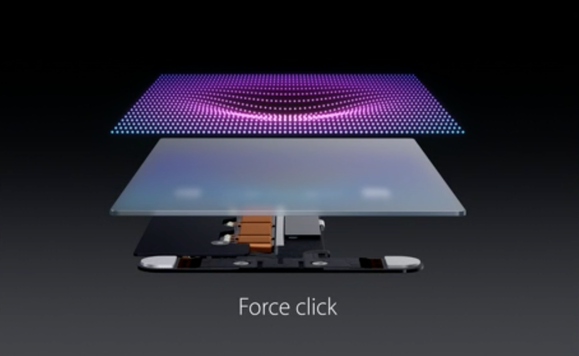 macbook 12 force touch trackpad