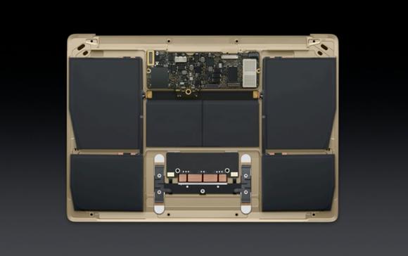 macbook 12 interior