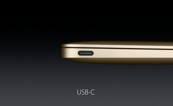 macbook 12 usb type c
