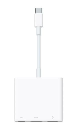 macbook av digital adapter