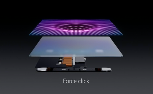 macbook force trackpad