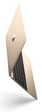 macbook gold slant
