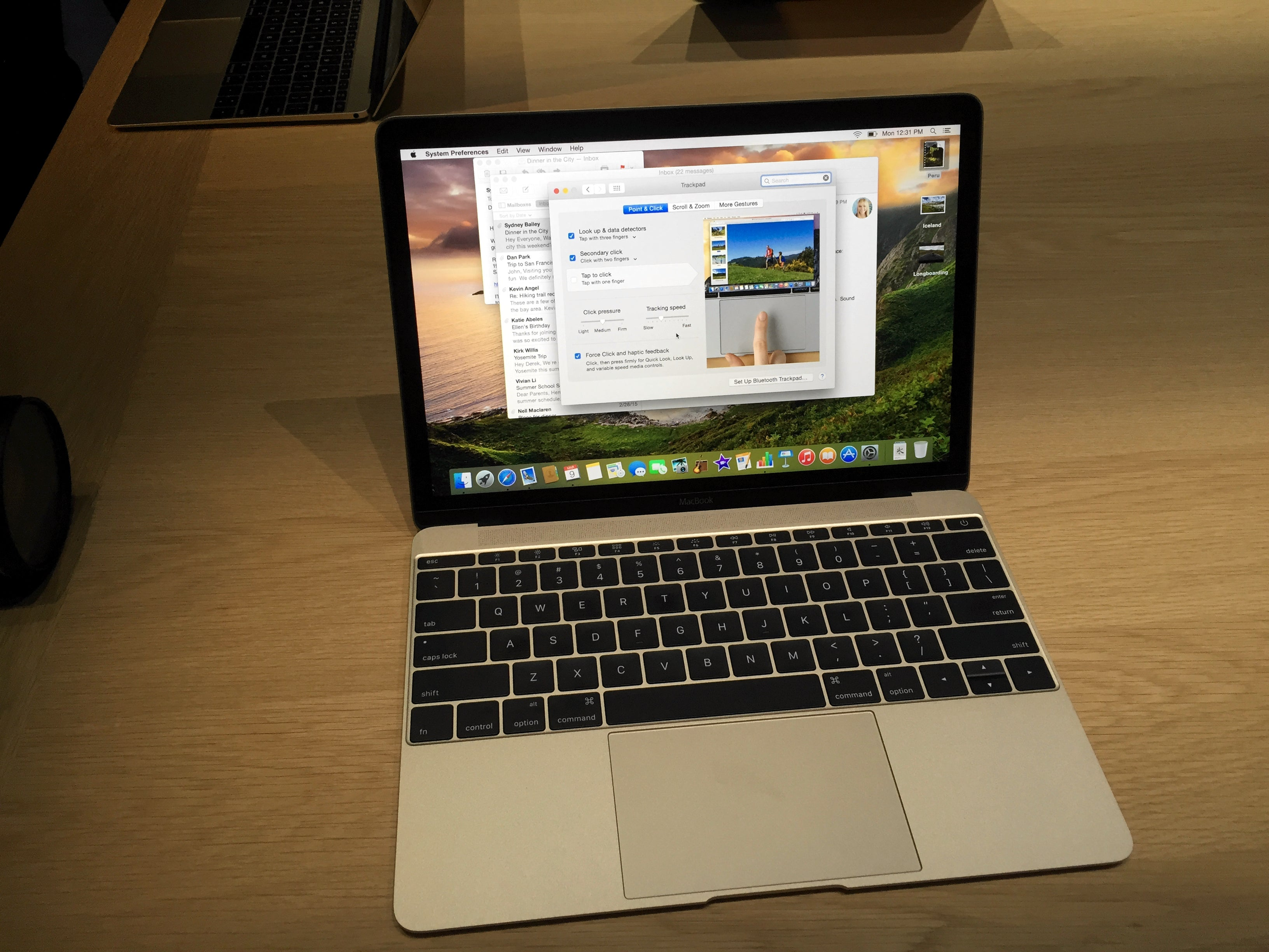 The Macbook S New Trackpad Will Change The Way You Click