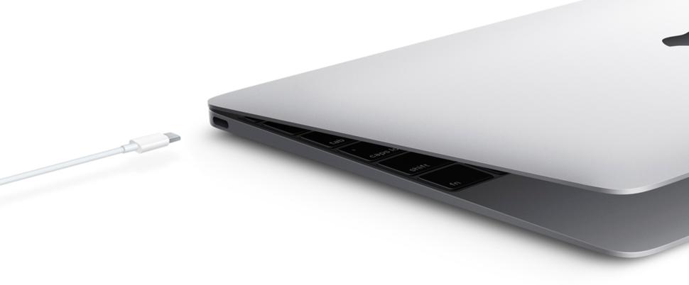MacBook USB-C cable
