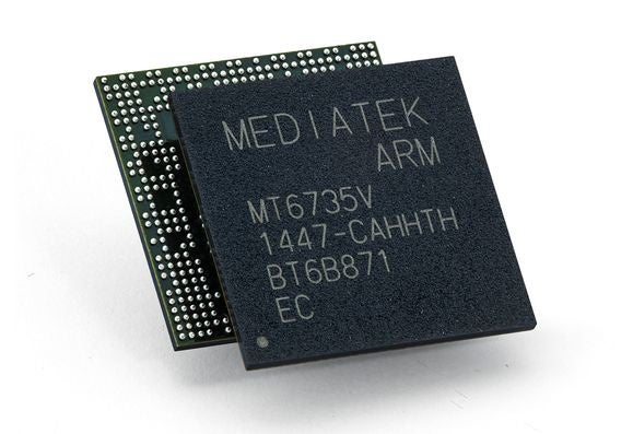 mediatek mt6735 blank background