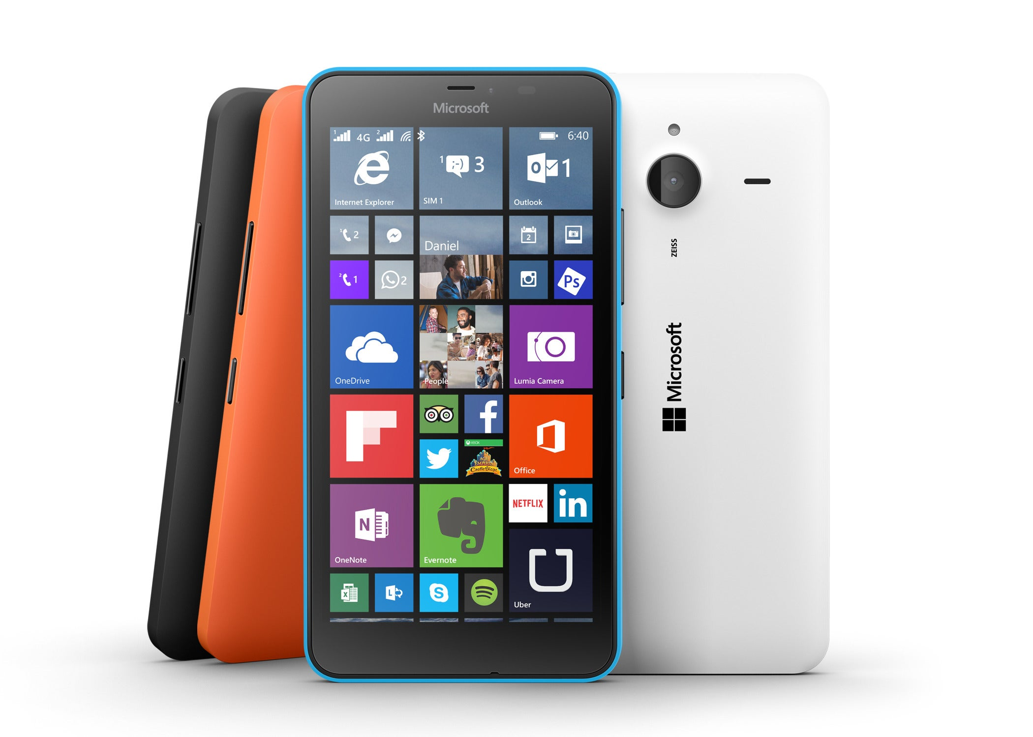 Microsoft Lumia 640 XL LTE Dual SIM - Full phone specifications