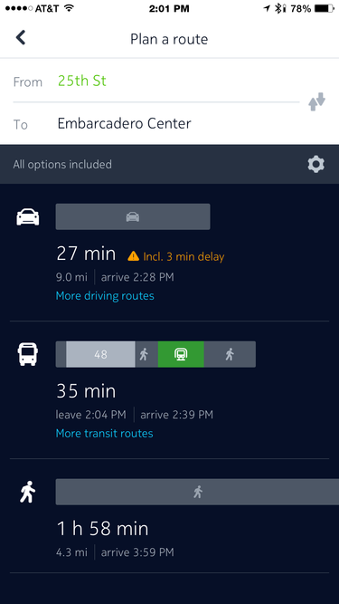 5 things you'll love about Nokia Here maps for iOS (and 3 you won't