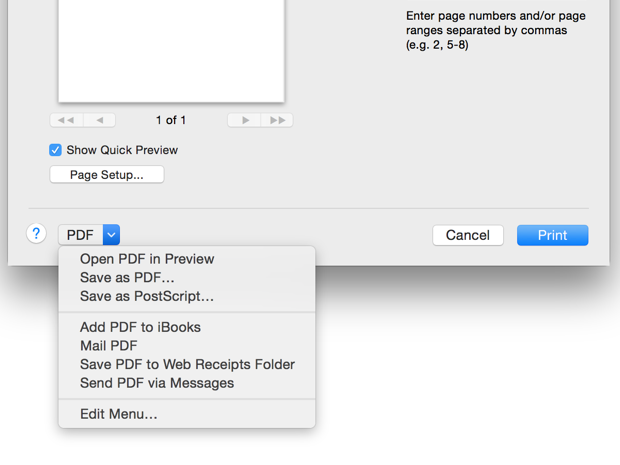 os x pdf services hacks a cheat sheet for pros