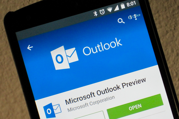 outlook android preview