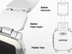 Pebble Xadow