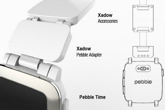 Pebble Xadow