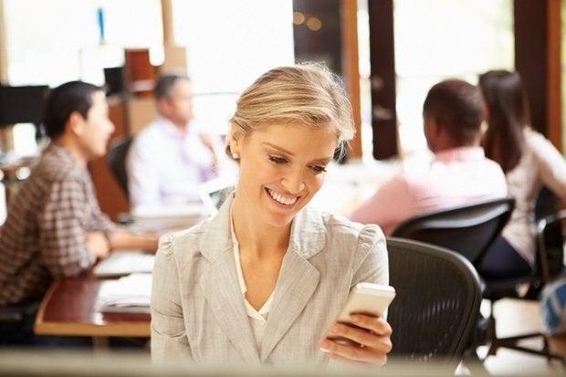 personalizing business tech