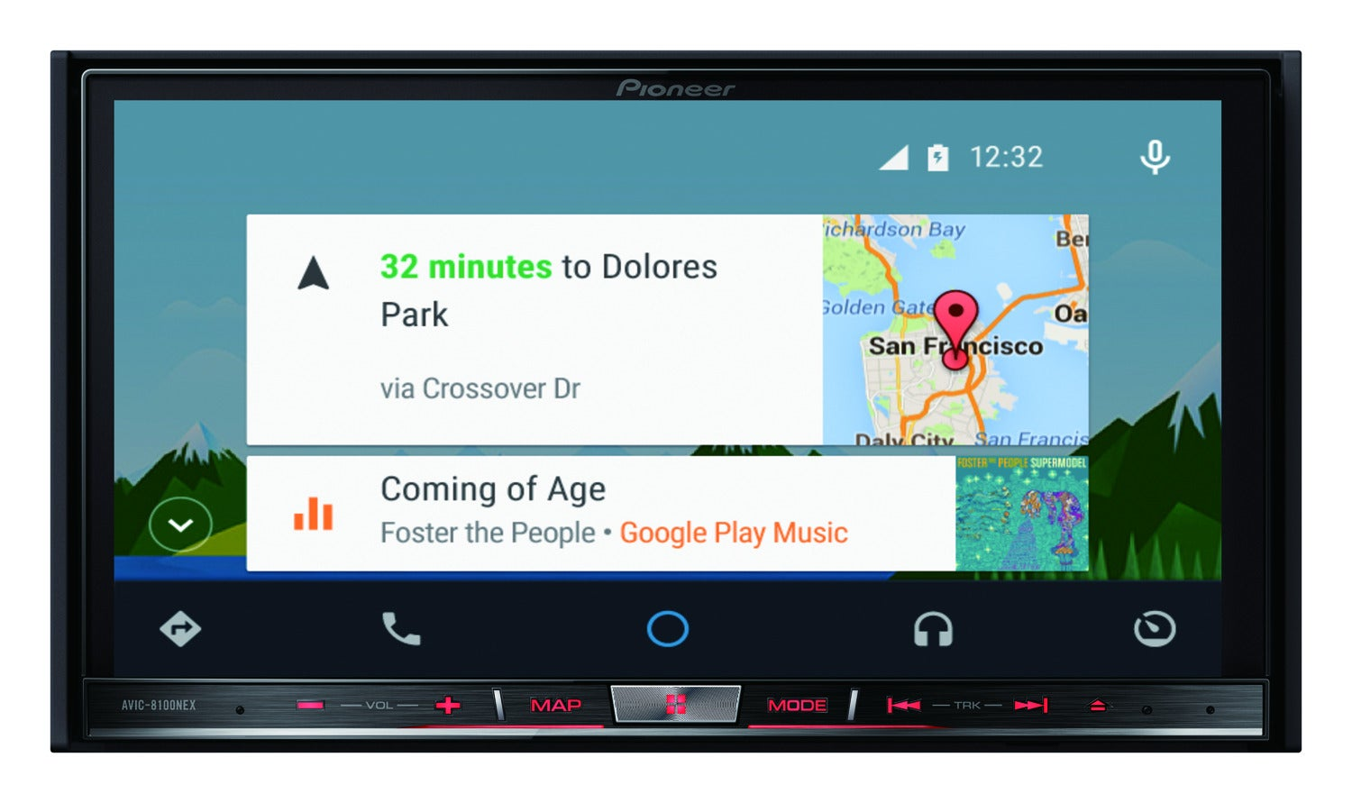 Pioneer's new NEX receivers include Android Auto's first aftermarket