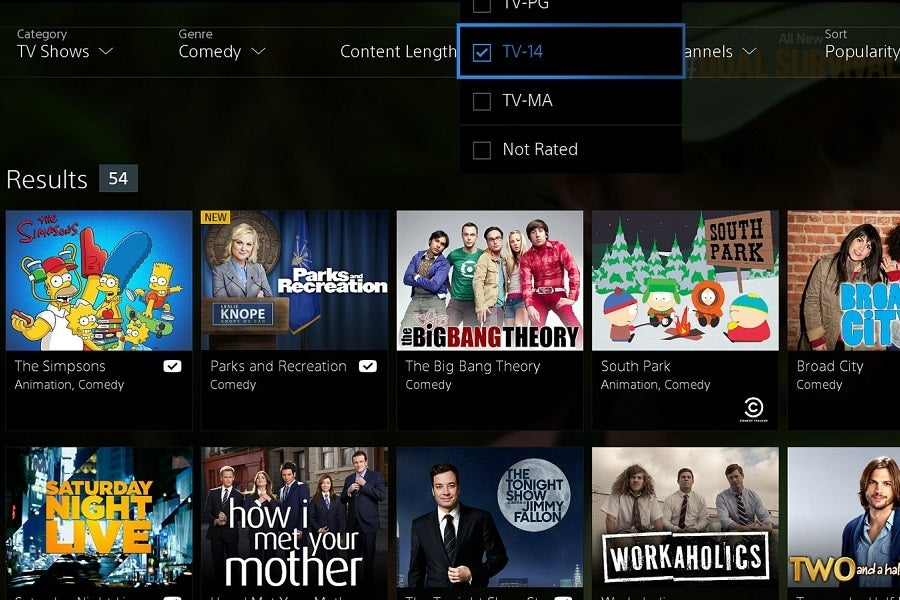 playstation vue is slicker than cable but not necessarily cheaper