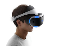 project morpheus sony playstation 4