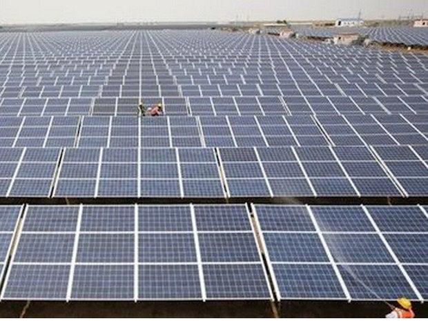 rajasthan solar project