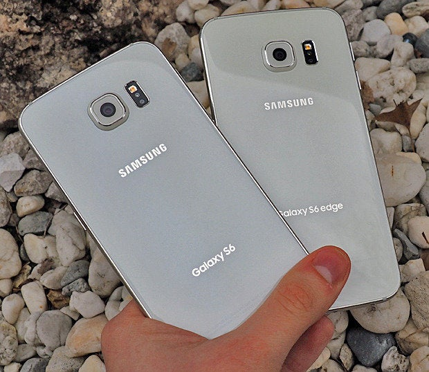 Samsung Galaxy S6, Galaxy S6 Edge Glass