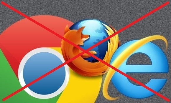 say no to big browsers