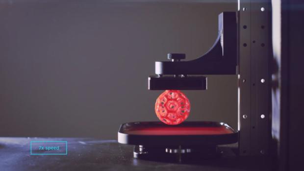 Carbon3D 3D printing