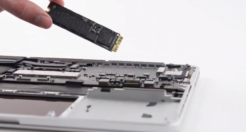 Holy smoke! The new MacBook Pro literally is twice as fast ...