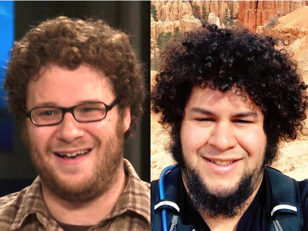 Seth Rogen and David Recordon