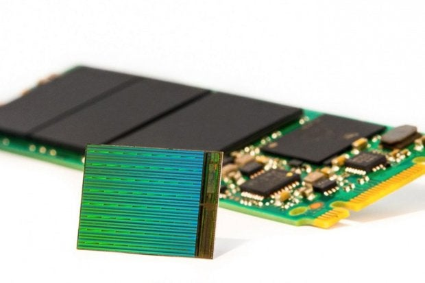 Intel 3D NAND flash