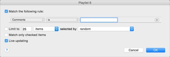 smart playlist2