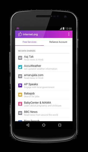 Smartphone app list in india