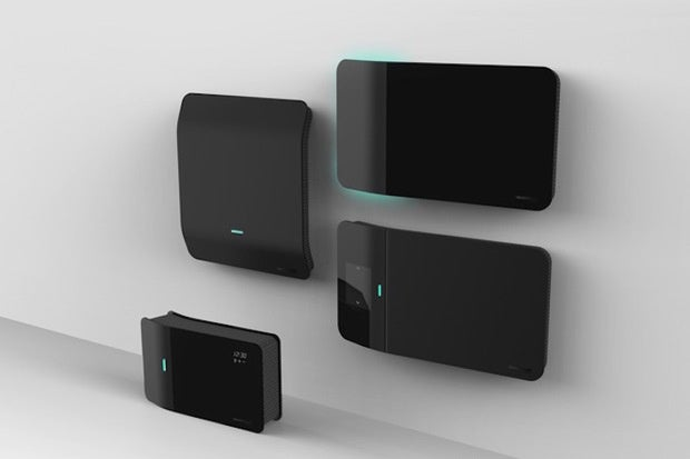 Energous wireless chargers