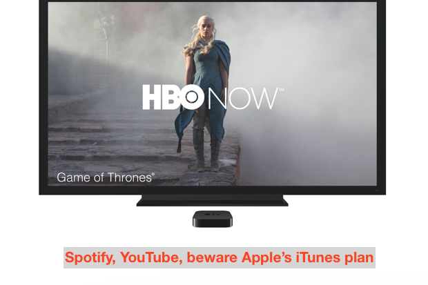spotify youtube beware apples itunes plan