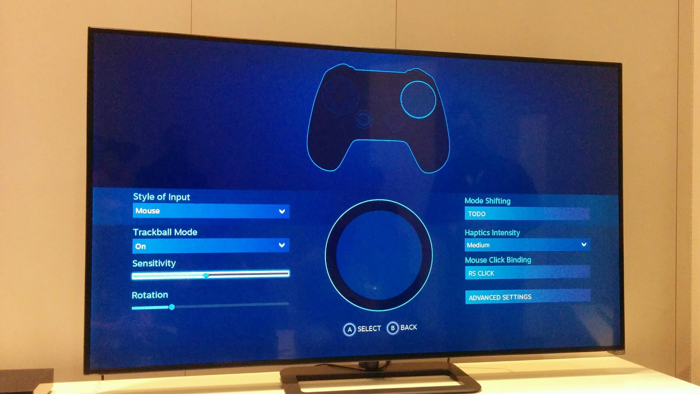 Hands on with Valve's Steam Link and Steam Controller | PCWorld