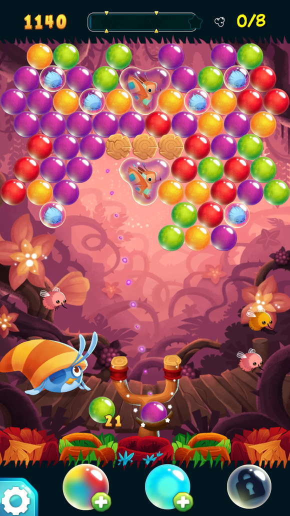 Freemium Field Test: Angry Birds Stella Pop is a slick-but-typical