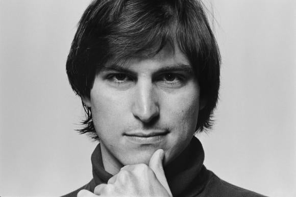 steve jobs man in the machine