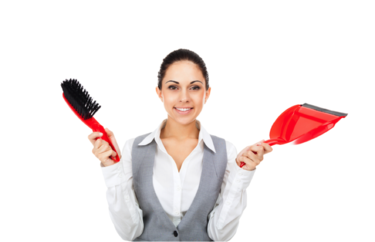 Business Transformation Starts With Serious Spring Cleaning