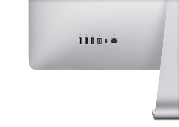 thunderbolt display ports