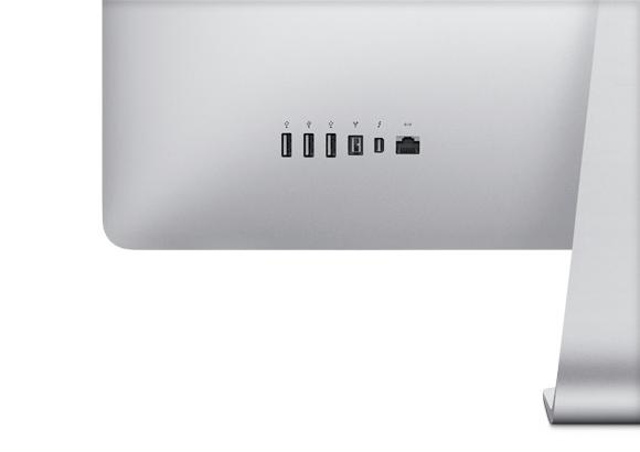thunderbolt display ports