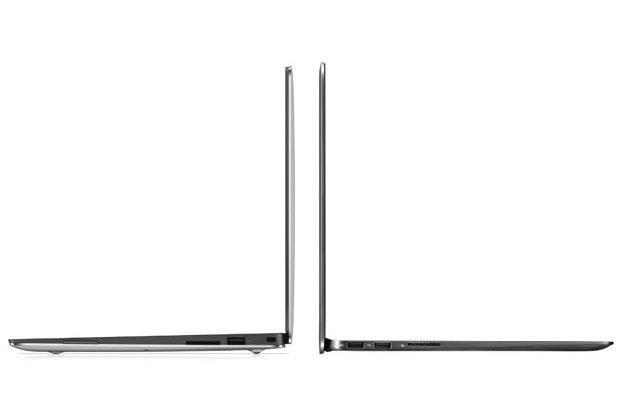 two thin laptops