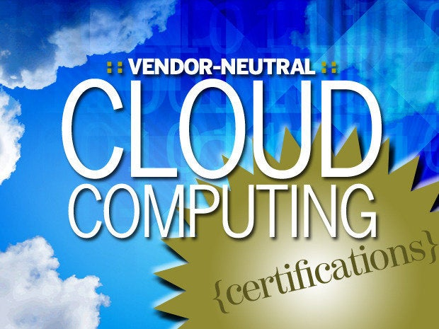 vendor neutral cloud cert title