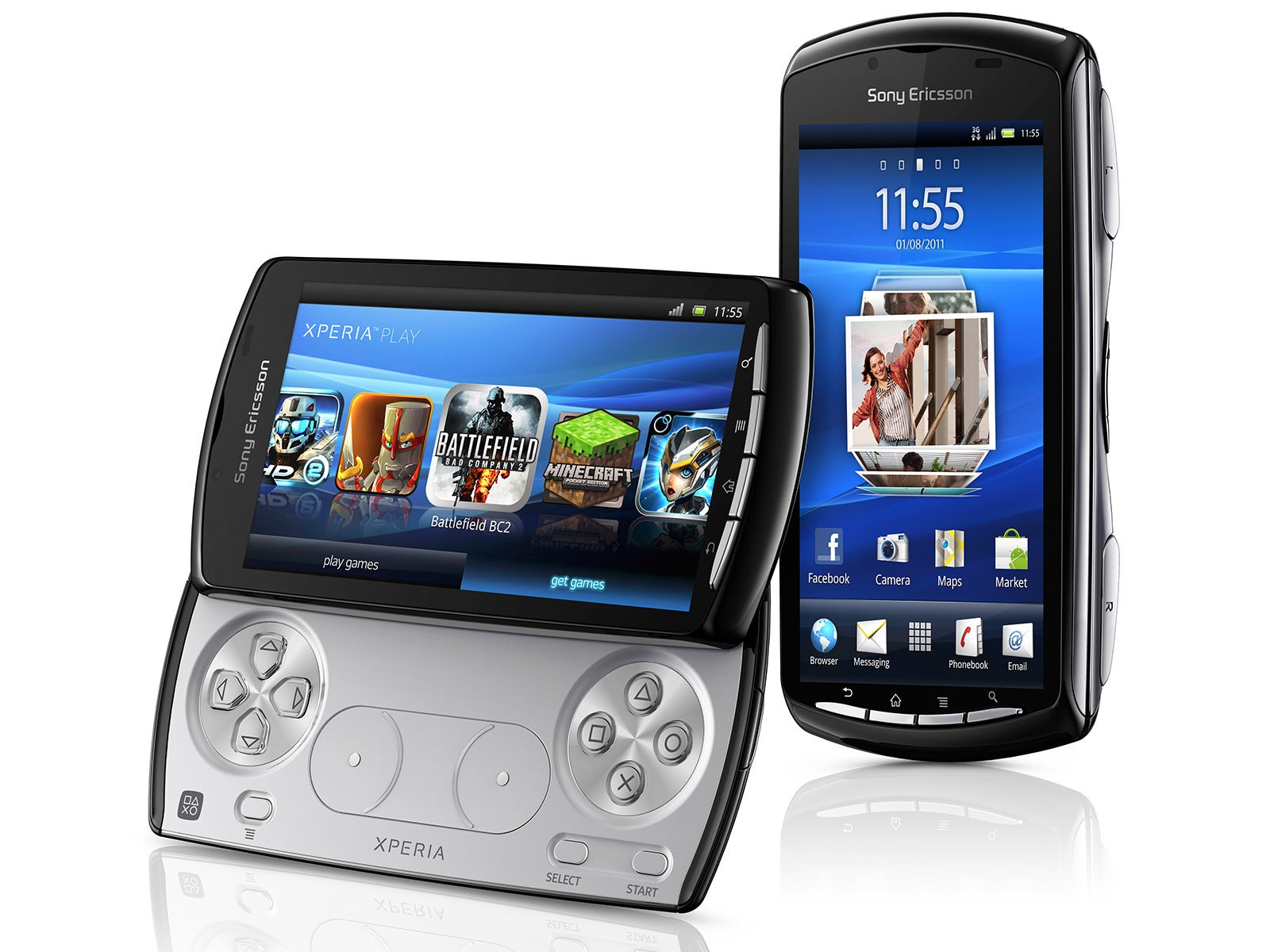 Xperia Play Themes and Apps