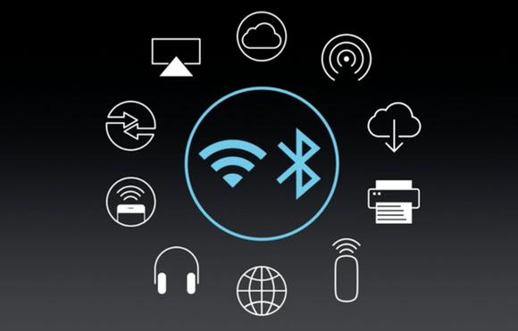 wireless connectivity apple ecosystem