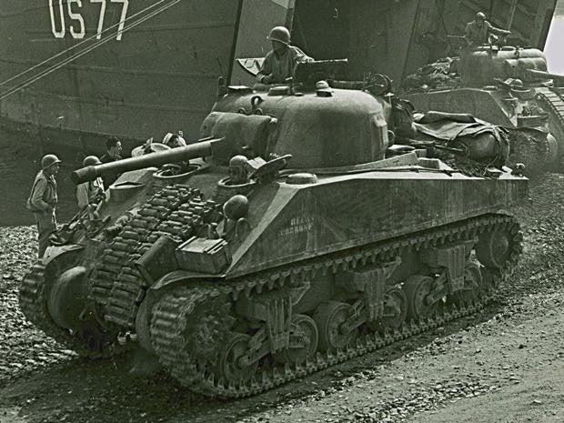 ww2 tank