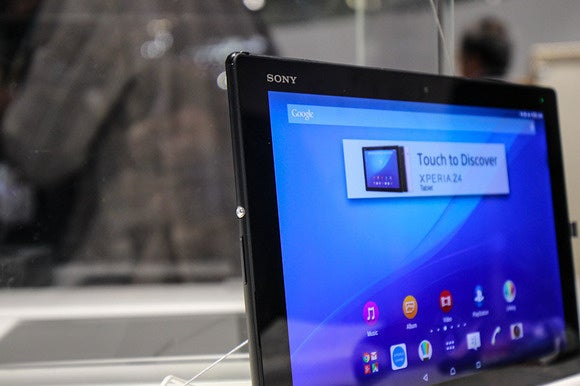 xperia z4 tablet