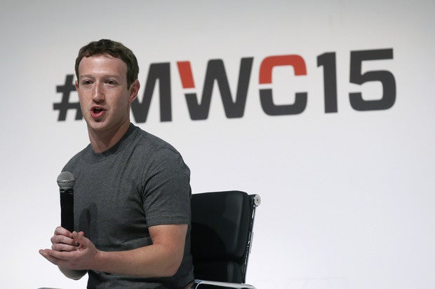 zuckerberg at mwc2015