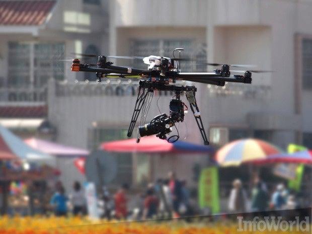 Drone voyeurs