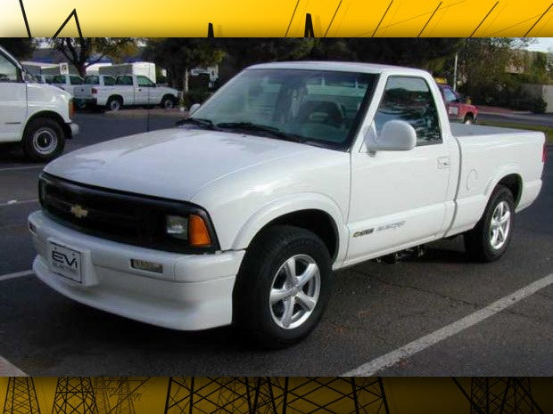 10. chevrolet s10 electrick