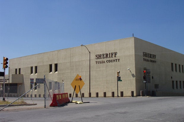 Tulsa sheriff's office